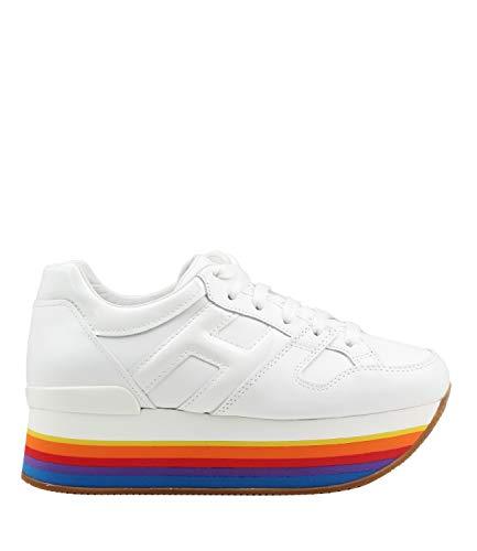 Hogan Sneakers H421 Maxi 222 Donna Mod. HXW4210T548 35