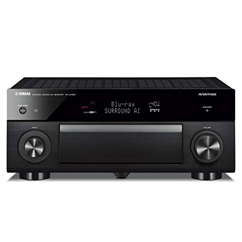 Find Cheap Yamaha AVENTAGE RX-A1080 7.2-Channel Network A/V Receiver