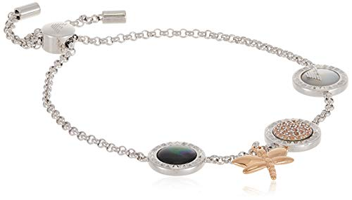 Emporio Armani Damen-Handketten 925 Sterlingsilber Perlmutt EG3350040