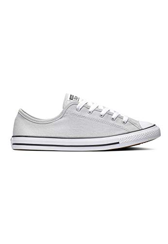 Converse Chucks CTAS Dainty OX 564983C Grau, Schuhgröße:38.5
