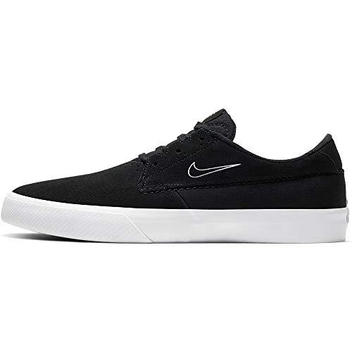 Nike SB Shane, Zapatillas Deportivas Unisex Adulto, Negro/Blanco, 40 EU
