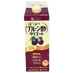 タマノイ はちみつプルーン酢 ダイエット 濃縮タイプ 500ml紙パック×12本入