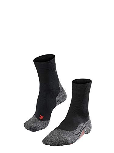 Falke - Chaussettes de course à pied homme RU 3 protections - Noir - 39-41