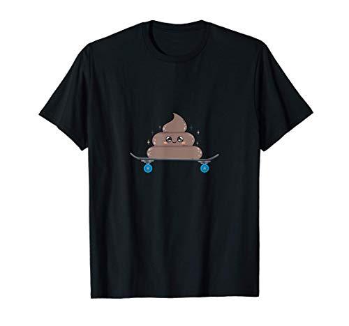 Rollstuhl Skater lustiges Motiv Design T-Shirt