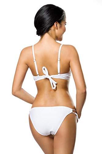 SAMEGAME Push-Up Bikini-Set voor Vrouwen XL Zwart