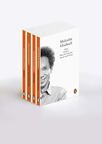 The Penguin Gladwell: Blink, Outliers, What the Dog Saw, David and Goliath