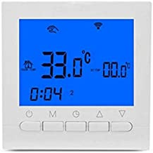 HY02B05H Termostato de habitación inteligente Wifi Sistema de calefacción eléctrica Controlador de temperatura Regulador A...
