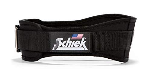 Schiek 2004 Lifting Belt Black, Small