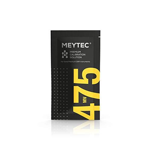 Beutel Pufferlösung Redox (ORP) 475 mV - Karton 26 x 20 ml Professionelle Kalibrierlösung ORP/Redox 475 Beutel