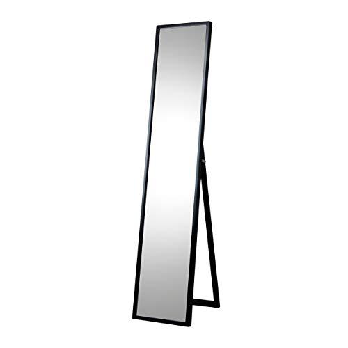 Nyana Home | Espejo de Pie Nórdico en Madera | 153 x 33 cm