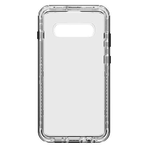LifeProof 77-61698 Custodia Serie Next Protezione in Azione per Samsung Galaxy S10+, Nero Trasparente