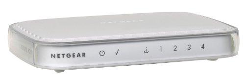 NETGEAR RP 614 GR / Web-Safe-DSLRouter mit 4xRJ45 10/100 Mbit/s Ports und hardwarebasierter SPI-Firewall