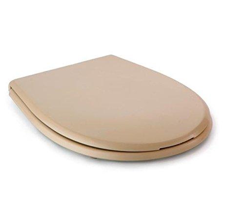 TATAY 4404008 - Olympia Tapa y asiento para inodoro, Beige, 35.50X5.00X45.60 Cm
