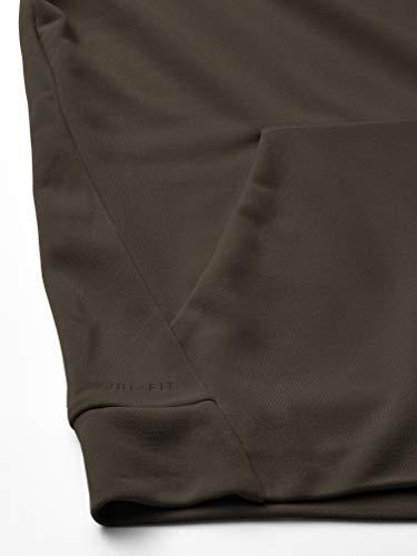 Nike Dry pour Homme Moyen Noir/Blanc