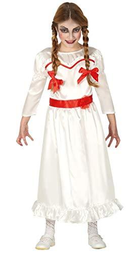 Guirca Costume Bambola americana di proprietà di Bambino - Ragazza, Da 5 a 6 anni, Halloween