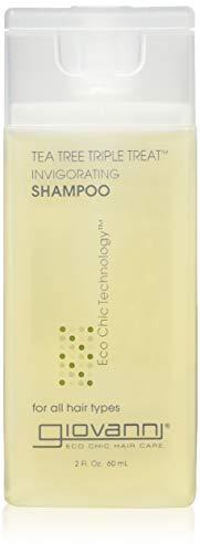 Giovanni Cosmetics Tea Tree Shampoo, 76 g