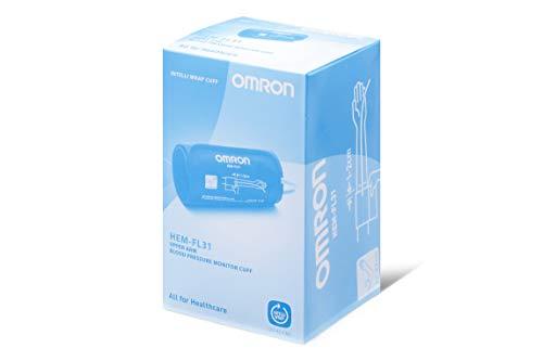 Omron Intelli Wrap Blutdruckmessgerät für den Arm für M6Comf 22–42cm