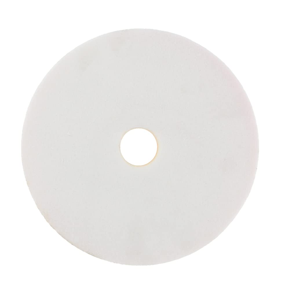 Auniwaig 1PCS 125mm Grinding Wheels Limited price sale Cup Classic White 60 Abrasive Grits