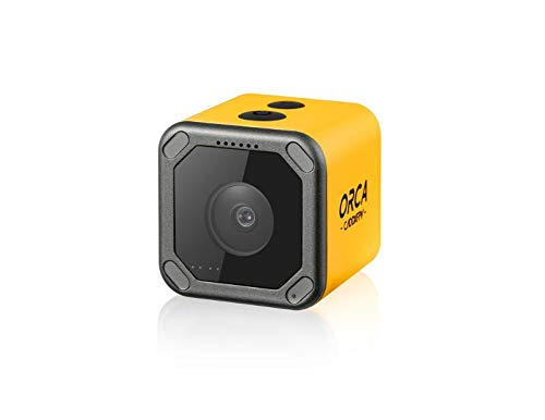 Caddx.us Orca 4K HD Recording Mini FPV Camera FOV 160 Degree WiFi Anti-Shake DVR Action Sport Camera for RC Racing Drone Cinewhoop