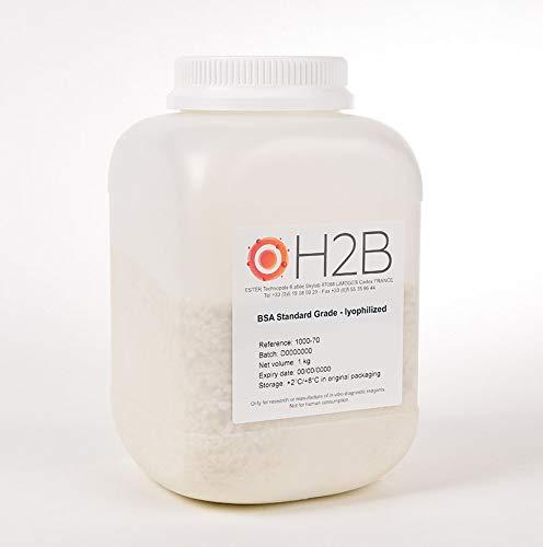 DUTSCHER P6154-100GR Bovine Serum Albumin Lyophilised pH ~7, 100 g