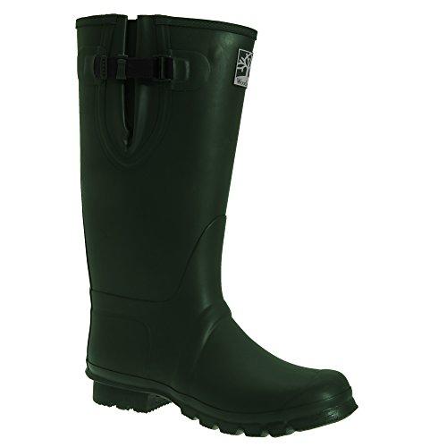 Woodland Unisex Neoprene Gusset Thermal Insulated Wellington Boots (15 UK)...