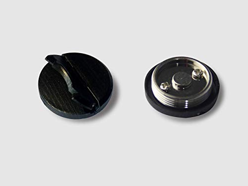 AOFAR Range Finder Battery Cap, Black, Compatible with HX-700N Black/GX-2S Black/GX-3N Black/GX-5N