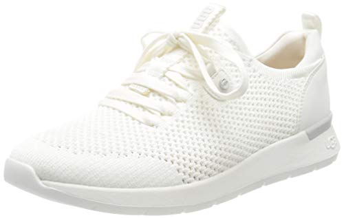 UGG Australia Damen Tay Sneaker, weiß, 39 EU