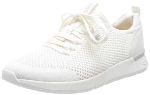 UGG Australia Damen Tay Sneaker, weiß, 41 EU