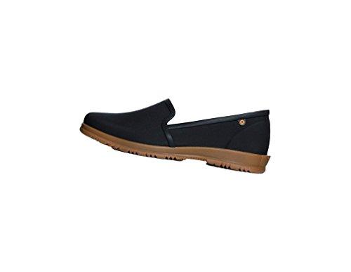 Bogs Women's Sweetpea Slip ON Rain Boot, black, 10 M US