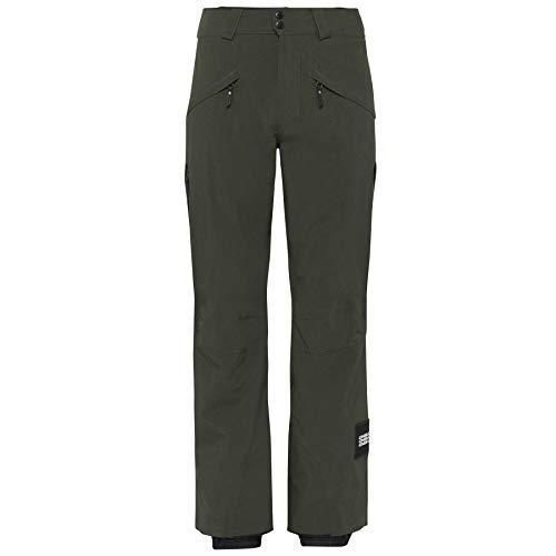 O'NEILL PM Quartzite Pantalon Esqui Y Snowboard para Hombre, Verde (Forest Night), XL