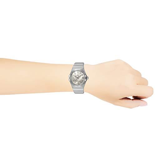 [オメガ]腕時計Constellationシルバー文字盤コーアクシャル自動巻、シースルーケースバック123.10.38.21.02.001メンズ並行輸入品シルバー