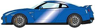 EIDOLON 1/43 ニッサン GT-R 2020 ワンガンブルー (ブラックインテリア) 完成品