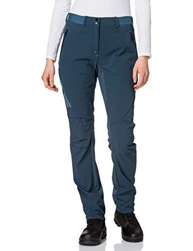 VAUDE Damen Hose Women's Scopi Pants II, steelblue, 38, 40960