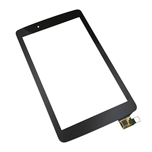 TheCoolCube Touch Digitizer Replacement Screen Glass Compatible with LG V400 V410 VK410 V410 G Pad 7.0 inches (Not Include LCD) (Black)