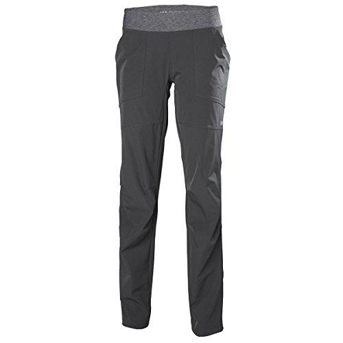 Helly Hansen Women's Hild Nylon Quick-DryStretch Pants, 981 Ebony, X-Small
