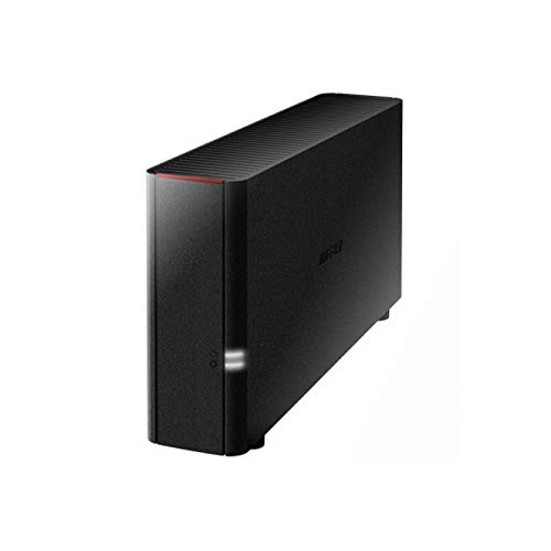 BUFFALO LINKSTATION 210,Servidor NAS,3 TB,SATA 3GB/S,HDD 3 TB X 1,RAM 256 MB,GIGABIT ETHERNET
