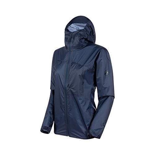 Mammut Women Kento Light Hooded Hardshell Jacket
