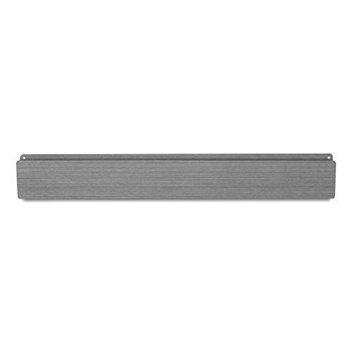 Three By Three Seattle Pocket Strip Magnetic Wall Organize, Stainless (35240)
