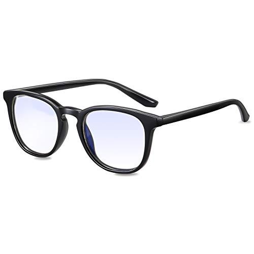 SCOBUTY Gafas Luz Azul,Gafas De Bloqueo De Luz Azul,Gafas De Computadora Anti-luz azul,Gafas De Ordenador Con Filtro Azul,Utilizado Para Aliviar el la Fatiga Ocular, unisex