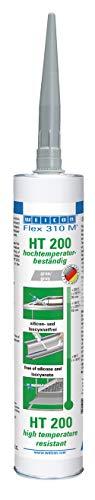 Weicon 13655310 Flex 310 M HT 200 MS-Polymer hochtemperaturbeständiger 1-Komponenten Kleber