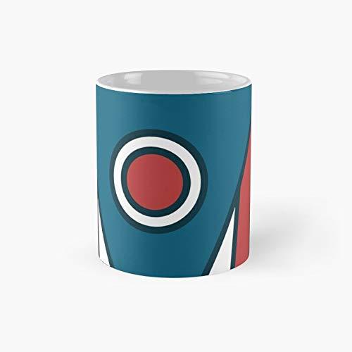 Pop Burgee Classic Mug Best Gift Funny Coffee Mugs 11 Oz