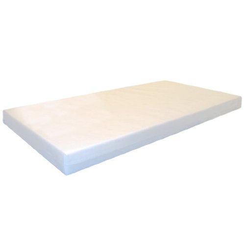 Bluemoon Bedding Baby Fully Breathable Nursery Foam Cot Mattress (112 x 55 x 10 cm)