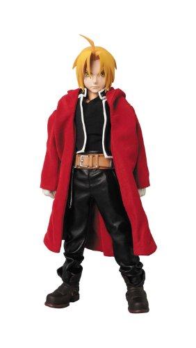 Fullmetal Alchemist: Edward Real Action Heroes figurine