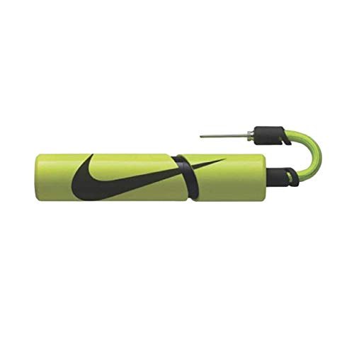 Nike Essential Ball Pump volt/black/black