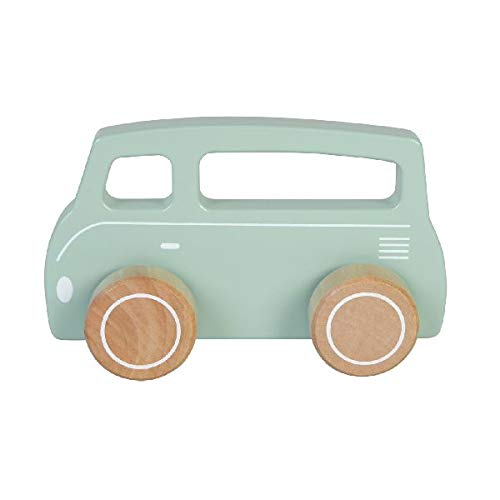 Little Dutch 4378 Spielzeugauto Bus, Mint