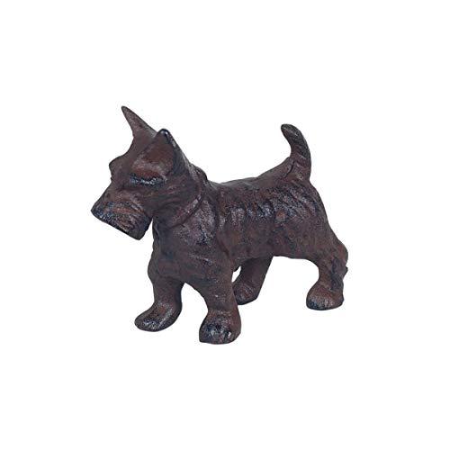 Home Gadgets Termometro da parete per cane, in ferro, 11 cm