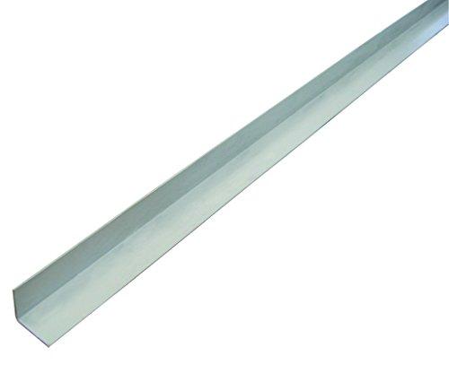 Ángulo de perfiles PVC blanco 30x 30mm/1M 1St.