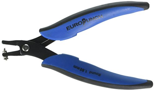 Eurotool EuroPunch 1.25mm Round Hole Punch Pliers for Sheet Metal