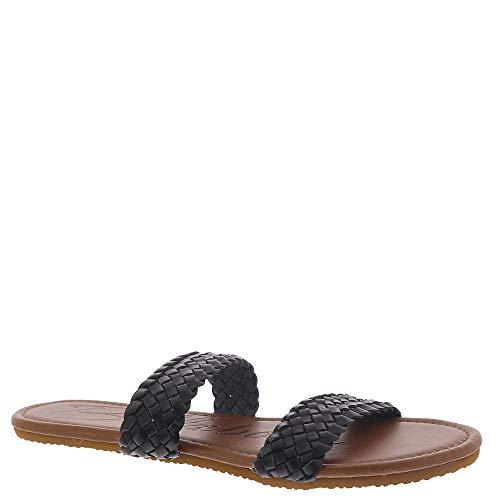 Billabong Women's Endless Summer Slide Sandal Black 8