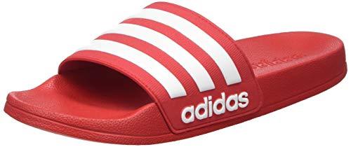 adidas Adilette Shower K, Zapatos Unisex Niños, Blanco, 52 2/3 EU